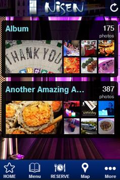Nisen Sushi apk screenshot