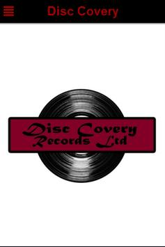 Disc Covery Records Ltd poster