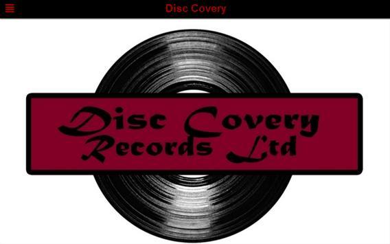 Disc Covery Records Ltd apk screenshot