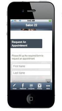 Salon 22 apk screenshot