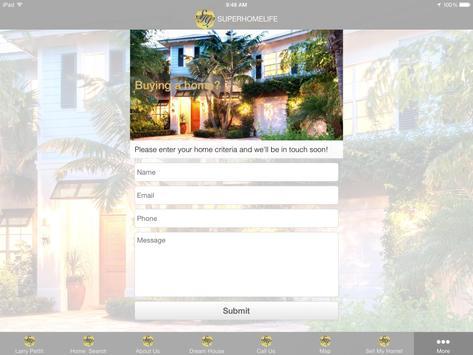 Larry Pettit Real Estate apk screenshot