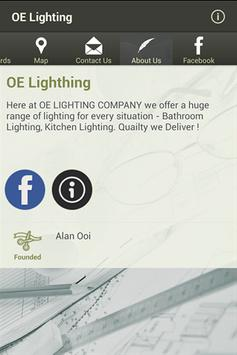 OE Lighting apk screenshot