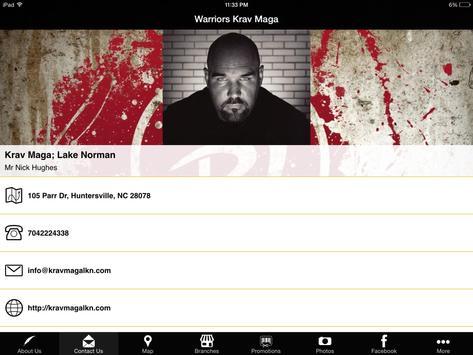 Warriors Krav Maga apk screenshot