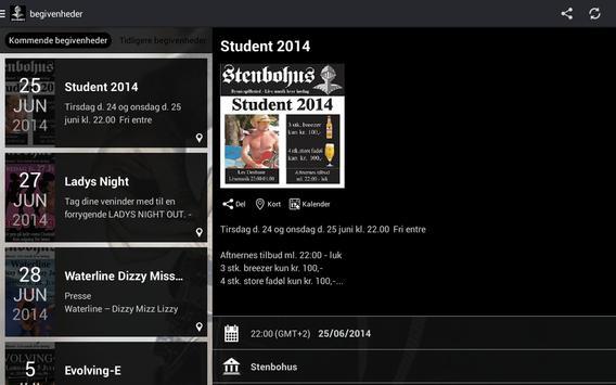Stenbohus apk screenshot