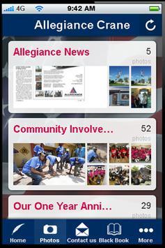 Allegiance Crane apk screenshot