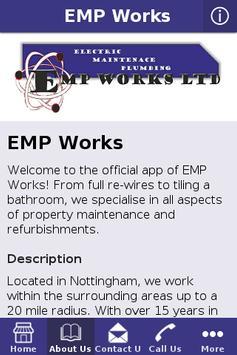 EMP Works poster