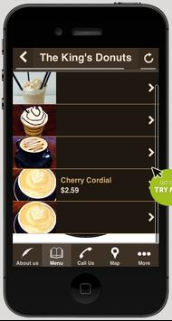 The King's Donuts apk screenshot