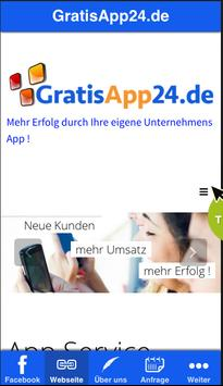 GratisApp24 apk screenshot