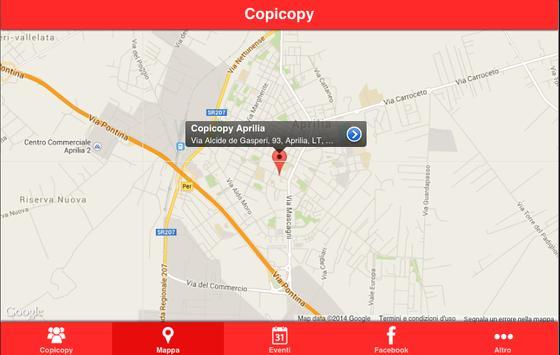 Copicopy apk screenshot