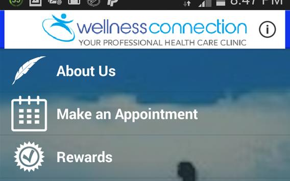 Wellness Connection apk screenshot