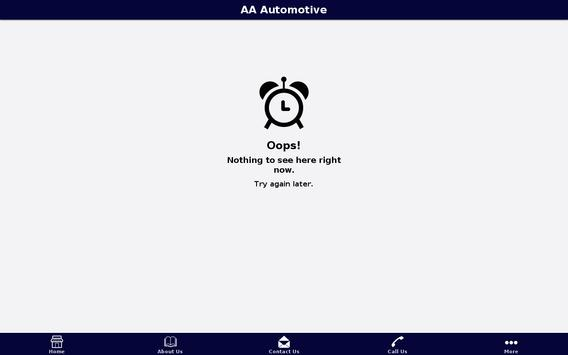 AA Automotive apk screenshot
