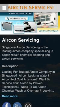 Aircon Servicing apk screenshot