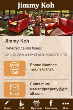 Jimmy Koh apk screenshot