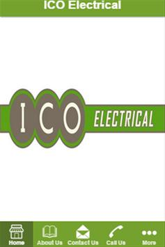 ICO Electrical poster