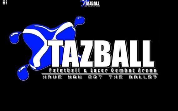 Taz Ball Paintball apk screenshot