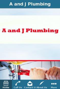 A and J Plumbing apk screenshot