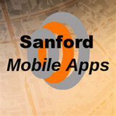 Sanford Mobile Apps icon