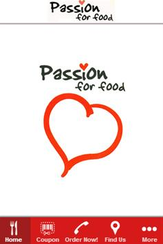 Passion For Food poster