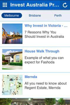 Invest Australia Property apk screenshot