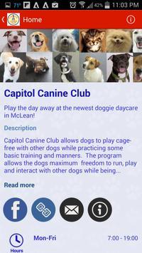 Capitol Canine Club apk screenshot