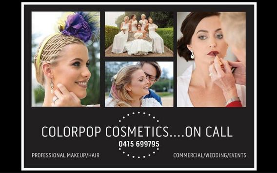 Colorpop Cosmetics apk screenshot