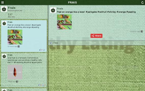 FRAIS apk screenshot