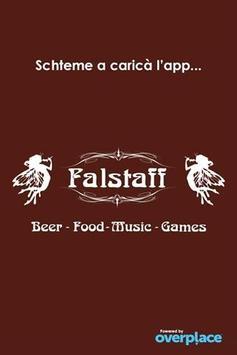 Falstaff - Birreria poster