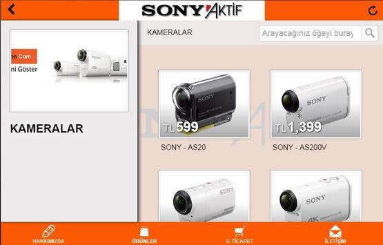 SonyAktif apk screenshot