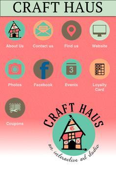 Craft Haus poster