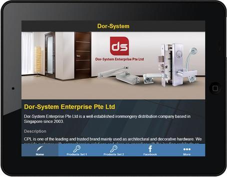Dor System apk screenshot