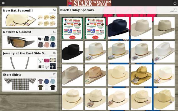 Starr Western Wear apk screenshot