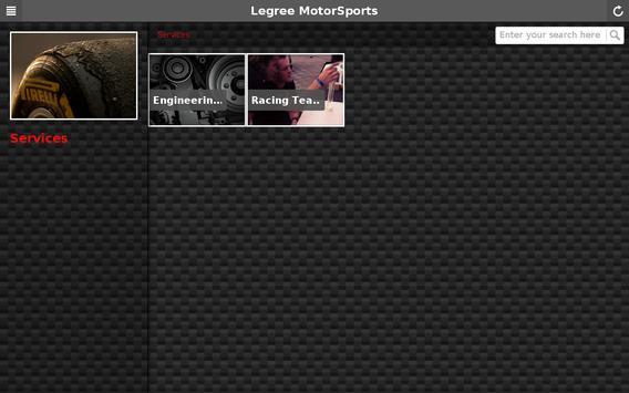 Legree Motorsports apk screenshot