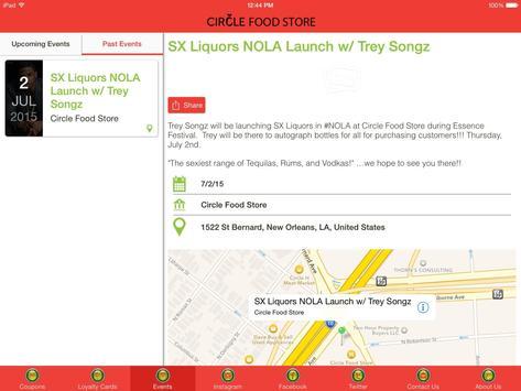 Circle Foods apk screenshot