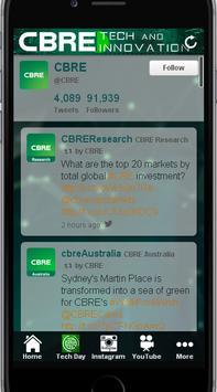 CBRE Tech Day apk screenshot