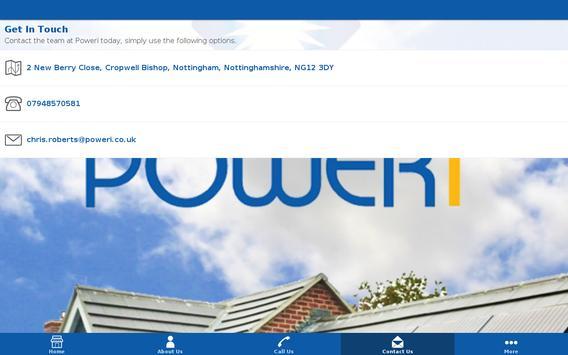 Poweri Services apk screenshot