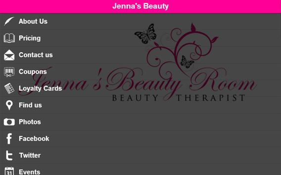 Jenna's Beauty Room apk screenshot