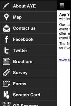 App Your Event poster