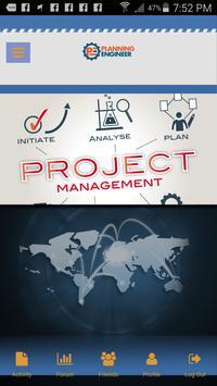 Planning Engineer Forum poster