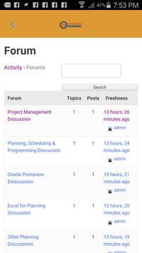 Planning Engineer Forum apk screenshot