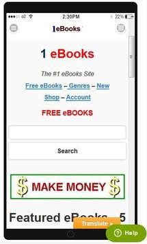 1 eBooks Free eBooks poster