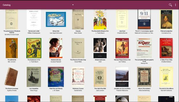 GuteBooks Free Ebooks apk screenshot