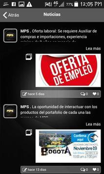 MPS apk screenshot