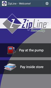 ZipLine mPay poster