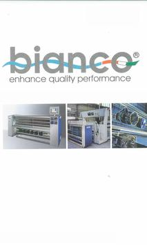 Bianco Textile Machinery poster