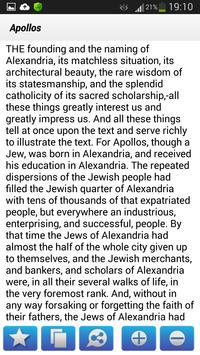Bible Characters apk screenshot