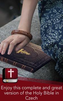 Czech Bible apk screenshot