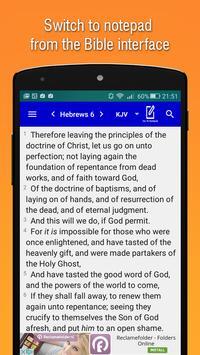 Bible Offline poster