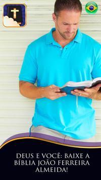 Bíblia João Ferreira Almeida poster