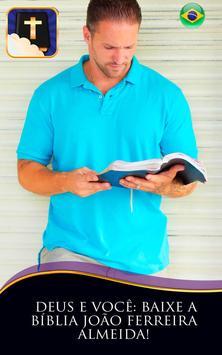 Bíblia João Ferreira Almeida apk screenshot