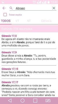 Bíblia da Mulher Católica apk screenshot